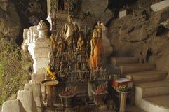 Figura di Buddha Fotografia Stock