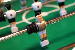 Figura di calcio-balilla Fotografie Stock