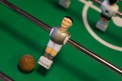 Figura di calcio-balilla Immagine Stock