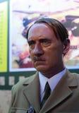 Figura di cera di Adolf Hitler Immagine Stock