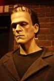 Figura di cera di Frankenstein Fotografie Stock Libere da Diritti