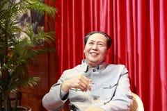 Figura di cera di mao del presidente Immagini Stock Libere da Diritti