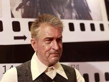 figura di cera di Robert De Niro Fotografia Stock Libera da Diritti