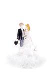 Figura di nozze fotografia stock