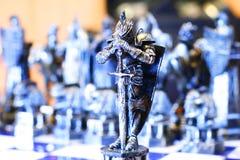 Figura di scacchi Immagine Stock