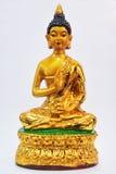 Figura di seduta del Buddha Fotografia Stock Libera da Diritti