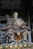 Figura di Tokugawa Ieyasu Fotografia Stock Libera da Diritti