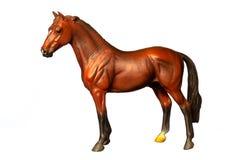 Figura di un cavallo Fotografia Stock Libera da Diritti