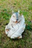 Figura di uno scoiattolo di risata Fotografia Stock