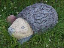 A figura do ouriço Imagens de Stock