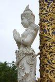 Figura do templo Imagens de Stock
