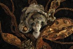 Figura femenina Fotos de archivo libres de regalías
