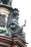 Figura femenina imagen de archivo libre de regalías