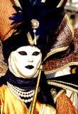 Figura Italia de Carnivale Foto de archivo libre de regalías