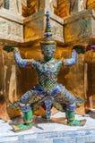 Figura magnífica del azul del palacio Imagenes de archivo