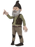 Figura masculina da fantasia Imagem de Stock Royalty Free