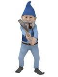 Figura masculina da fantasia Fotos de Stock Royalty Free