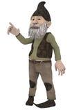 Figura masculina de la fantasía Imagen de archivo libre de regalías