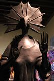 Figura mexicana del esqueleto del monstruo, día de dias de los muertos de la muerte muerta imagen de archivo libre de regalías