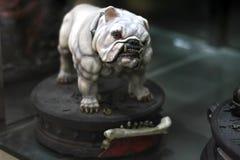 Figura modelo del dogo del primer en la exhibición en el M Cafe imagen de archivo libre de regalías