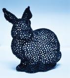 Figura moderna primo piano della stampante 3D Immagine Stock