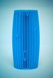 Figura moderna primo piano della stampante 3D Immagini Stock Libere da Diritti