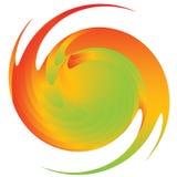 Figura multicoloured astratta. Immagini Stock