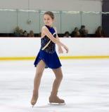 Figura patinador Foto de archivo