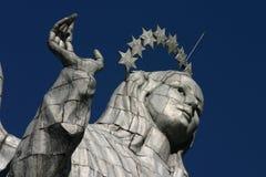 Figura a Quito Fotografie Stock