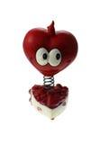 Figura sob a forma do coração Imagens de Stock Royalty Free
