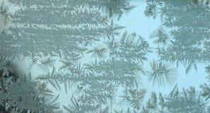 Figura testes padrões do gelo Imagem de Stock
