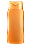 Figural shampoo bottle Royalty Free Stock Image