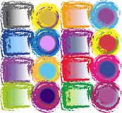 Figuras Imagen de archivo libre de regalías