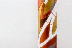 Figuras abstractas metálicas Fotografía de archivo