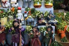 Figuras de las brujas Foto de archivo libre de regalías