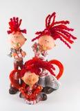 Figuras do brinquedo. Imagem de Stock Royalty Free