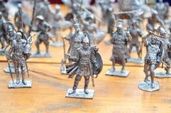 Figuras do cavaleiro Imagem de Stock Royalty Free