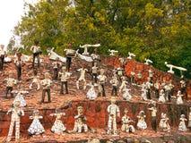 Figuras dos povos Foto de Stock
