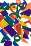 figuras geométricas Fotografía de archivo libre de regalías