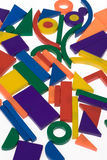 figuras geométricas Fotografia de Stock Royalty Free