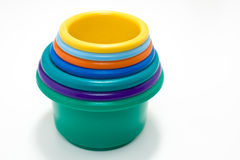 Figuras multi-coloured das crianças Imagens de Stock