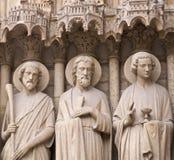 Figuras religiosas Fotografia de Stock