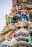 Figuras y arte hindúes Foto de archivo libre de regalías