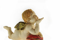Figure of an angel Stock Photos