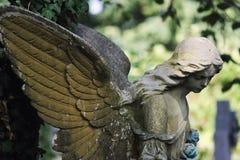 Figure Of Angel stock image