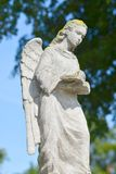 Figure of an angel Stock Images