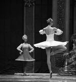 Figure -The Ballet  Nutcracker Royalty Free Stock Image