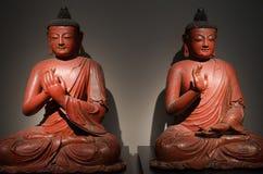 Figure of the Buddha Stock Photography