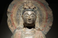 Figure of the Buddha Royalty Free Stock Photography