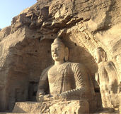 Figure of the Buddha Royalty Free Stock Image